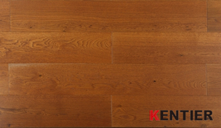 G009-Oak Wood Veneer with HDF Core--lamiwood Flooring