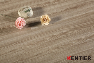 K0405-Oak Texture Dry Back Pvc Flooring with Micro Bevel