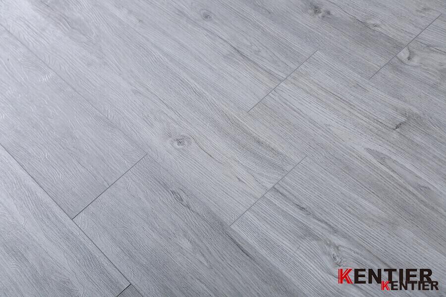 Light Grey Luxury Vinyl Tile with Kentier Brand