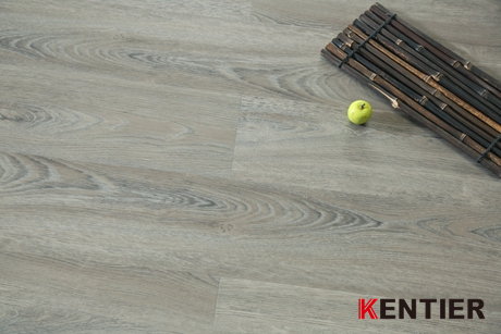 K2021-Grey Style Dry Back Vinyl Tile with Wood Texture