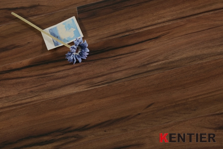 K0102-Dark Color Rigid Core SPC Flooring with Matt Treatment