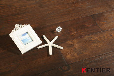 K1533-European Oak Engineered Flooring with ABCD Grade Top Veneer