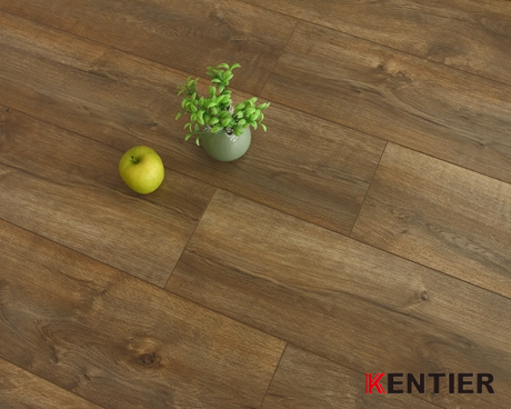 K4202-Kentier Indoor HDF Laminate Flooring with EIR Surface Treatment
