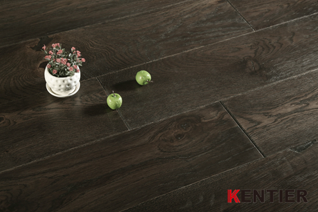 K1505-Walnut Engineered Flooring with Kentier Brand Has The Feature of Eco-friend And Natural Beauty