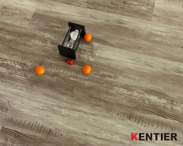 P1705-Fixed Length Dry Back Vinyl Tile Flooring with EIR Surface