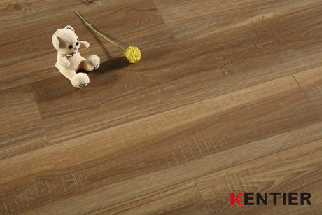 CL7201-Wood Texture WPC Flooring with EIR Surface