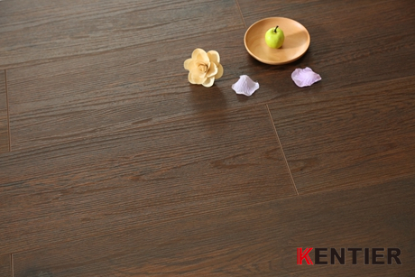 KL8084-Wood Like LVT Flooring with Micro Bevel