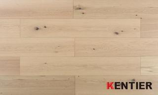 G005-Oak Wood Veneer with HDF Core--lamiwood Flooring with Handscraped Treatment