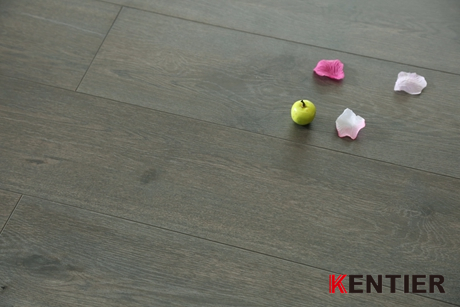 K5602-Dark Grey Indoor Laminate Flooring From China Kentier