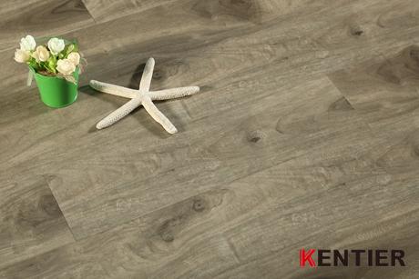 M89611-Oak Wood Laminate Flooring with Embossed Surface