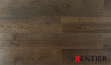G003-Oak Wood Veneer with HDF Core--lamiwood Flooring with Chemical Stain Treatment